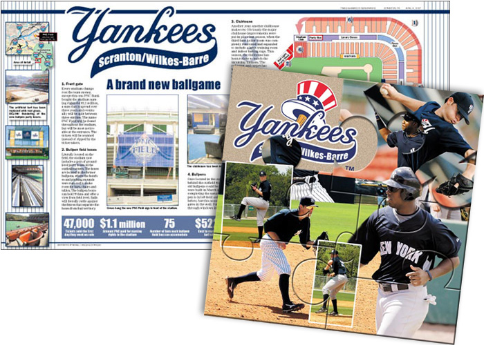 Yankees Cover & Spread