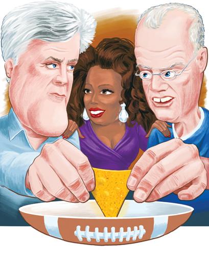 Jay, Oprah & Dave