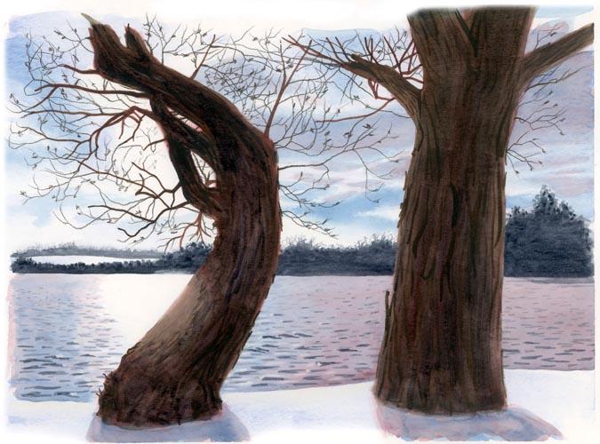 December Lake
