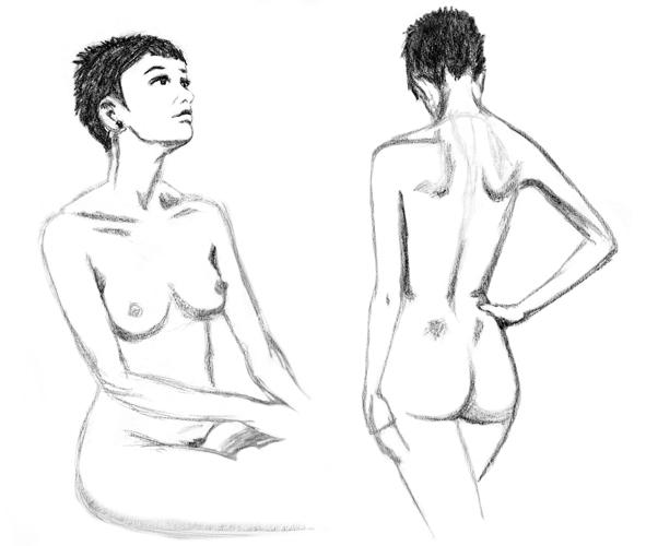 Figure Studies 0317