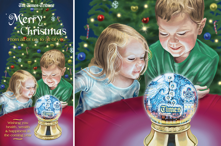 Christmas Cover 2020